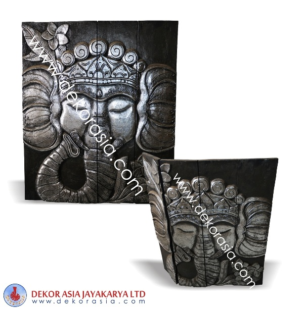 Buddha faces wall decoration for indoor