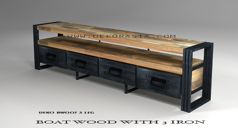 wood and iron furniture. boat furniture tv cabinet wood and iron furniture i