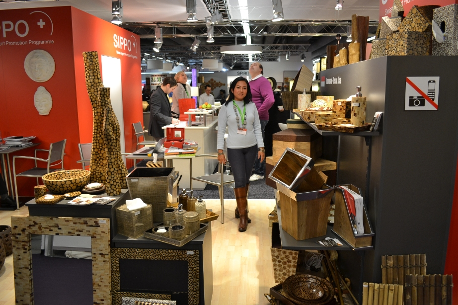INTERNATIONAL HOUSEWARE EXPO AMBIENTE FRANKFURT 2012