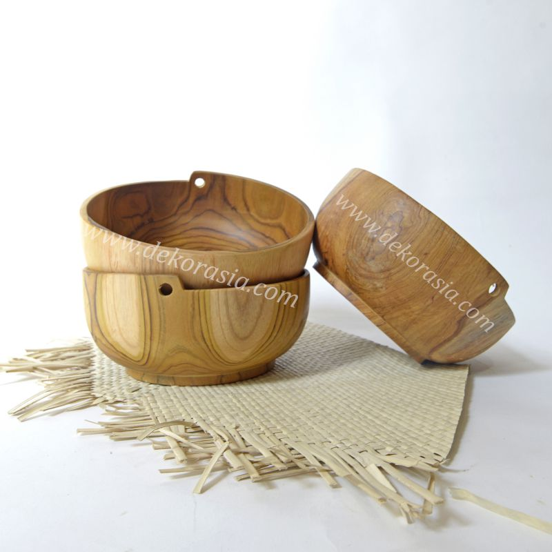 Ramen Wooden Bowl | Kitchen Tools | Wooden