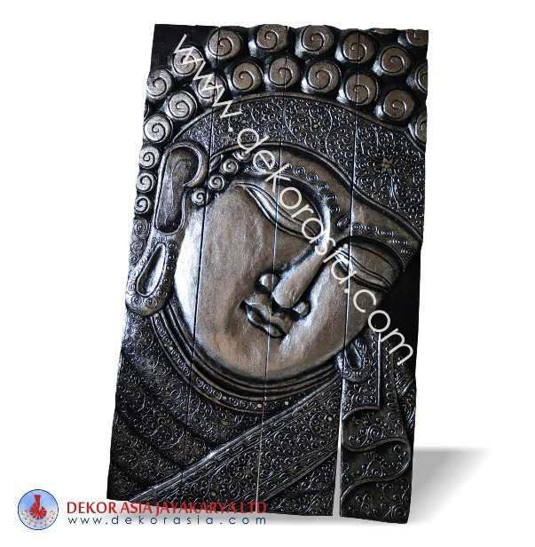 Buddha faces for home decoration