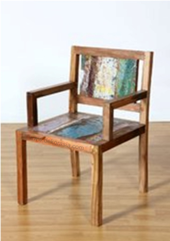 BATIK ARM CHAIR