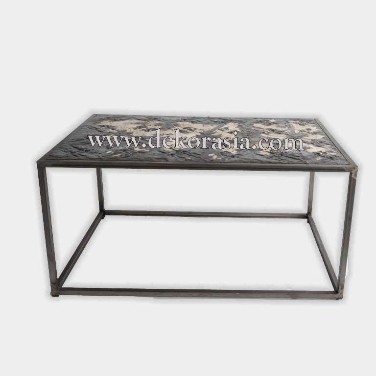 Coffee Table | Industrial Furniture | Iron Furniture