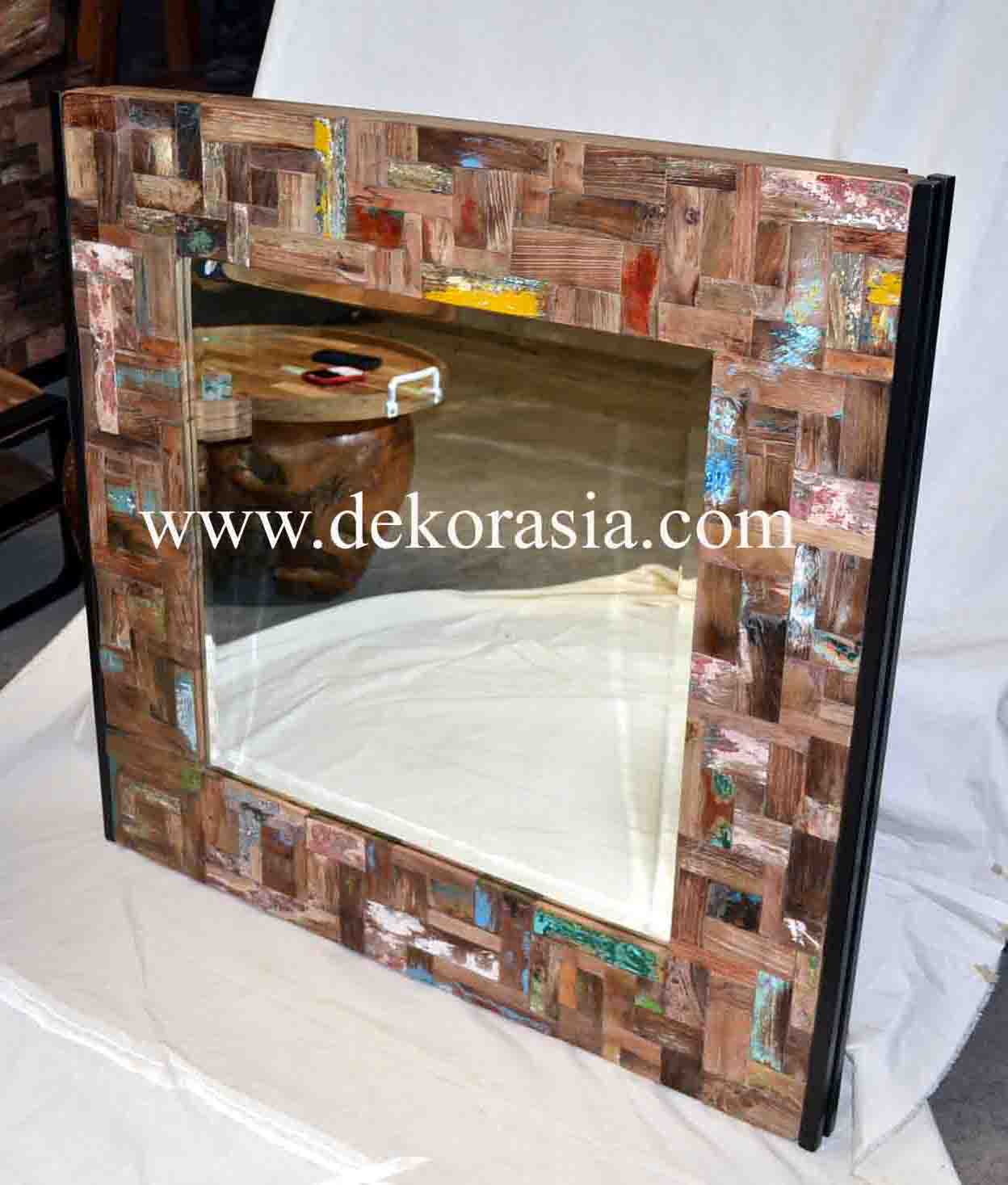 BOATWOOD  MIRROR