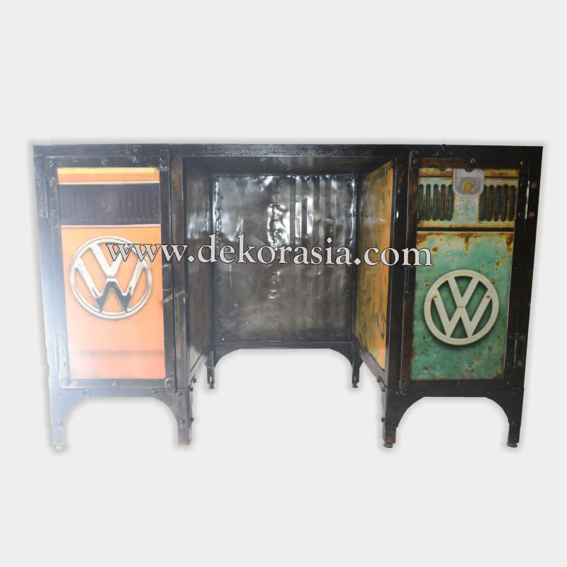 Drawer | Industrial Furniture | Iron Furniture