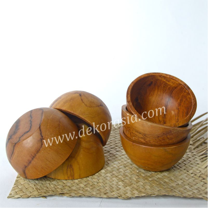 Mini Teak Wood Round D 3 to 4 Inc | Kitchen Tools | Wooden