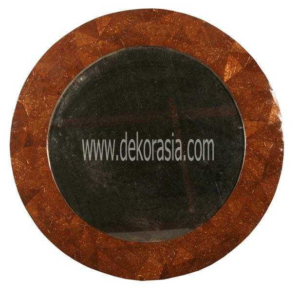 ROUND MIRROR | Industrial Furniture | Iron Furniture