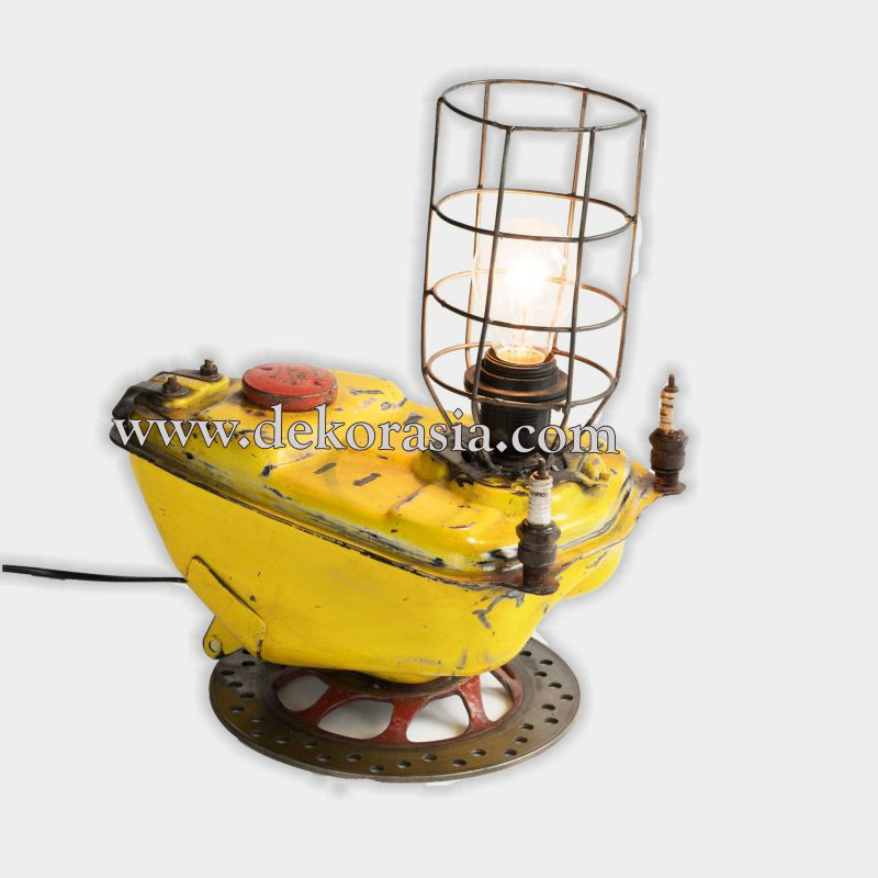 Table Lamp | Industrial Furniture | Iron Furniture