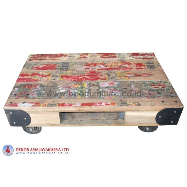 Trolly Coffee Table