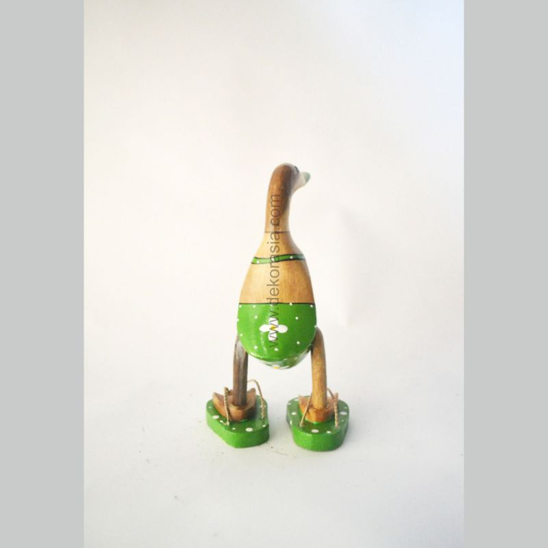 Beachwear - Green | Bamboo Duck Craft | Bamboo Root Craft