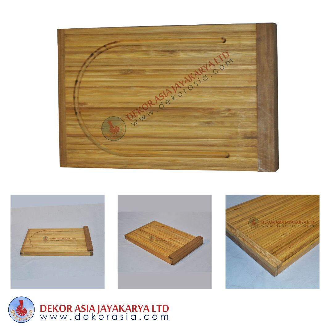 Our sample for IKEA Worldwide Chopping board Bamboo laminate